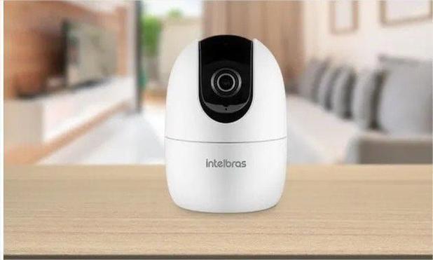 Câmera de Segurança Intelbras Wi-Fi Full HD IM4