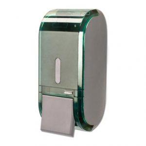Dispenser Saboneteira Compacta Verde 400ml