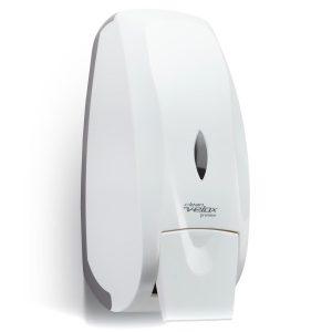 Dispenser Saboneteira Velox Branca 800ml