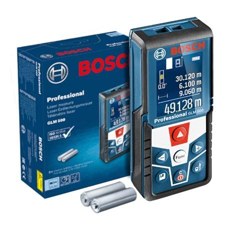 Medidor à laser de Distância GLM 500 Bosch