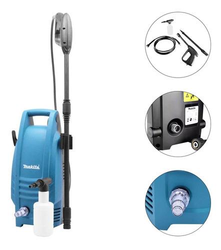 Lavadora Automática Makita 1300W 1450Psi HW101